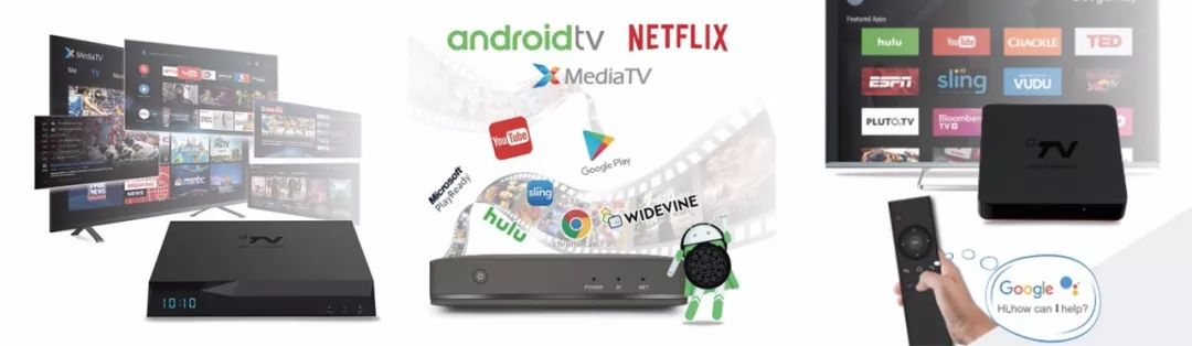 Android TV系列机顶盒